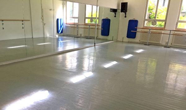 Ballet class star education